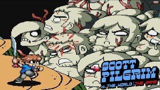 Scott Pilgrim Vs The World: The Game // All Bosses