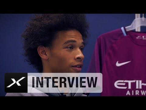 Leroy Sane über Traum-Karriere und Schalke-Rückkehr   Manchester City
