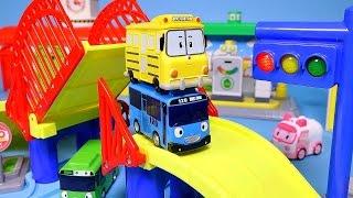 Tayo Poli Road car toys play