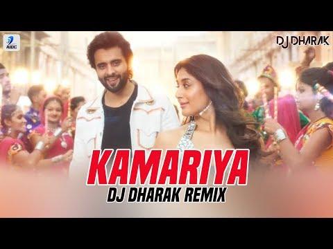 Kamariya (Remix) - DJ Dharak | Mitron | Jackky Bhagnani | Kritika Kamra | Darshan Raval