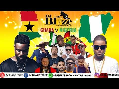 NAIJA-VS-GHANA-2018-AFROBEATS-MIX -NOVEMBER-(DJ BLAZE)MP3