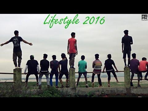 Assam Parkour Lifestyle 2016 | Indian Parkour