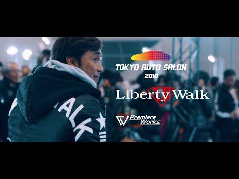Premiere Works   Liberty Walk at Tokyo Auto Salon 2018 Japan