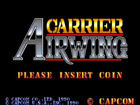 Carrier Airwing 1990 CPS1 cawing