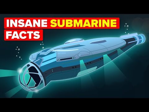 50 Insane Submarine Facts That WIll Shock You