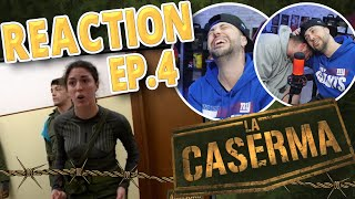 LA CASERMA : EPISODIO 4 *REACTION*