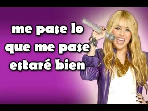 Que Será - Hannah Montana Forever  ( Traducida Al Español )