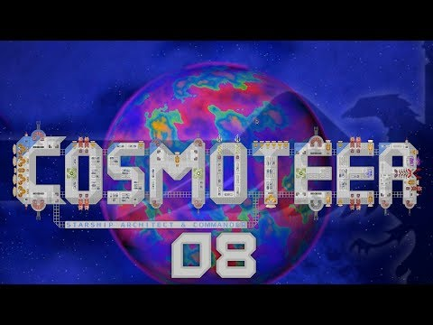 Cosmoteer #08 MILLION CREDIT REFIT - COSMOTEER Let's Play