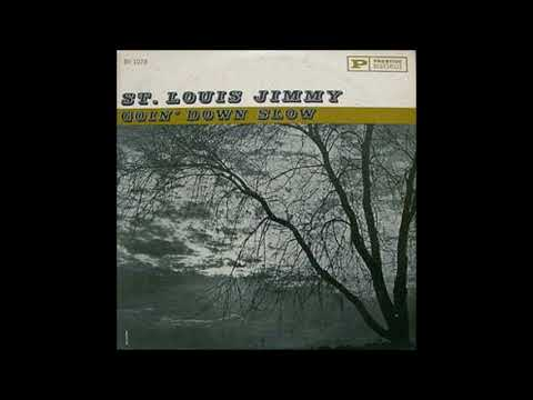 ST. LOUIS JIMMY ODEN (Nashville, Tennessee, USA) - I'm St. Louis Bound