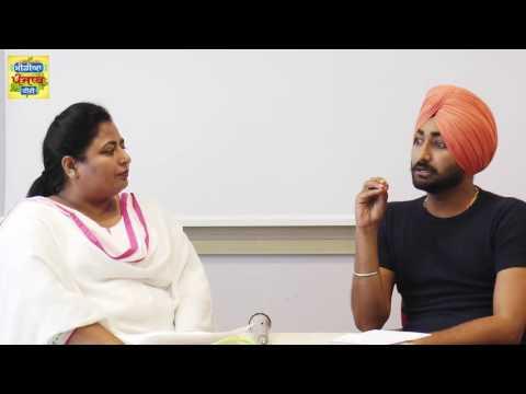 Geeta di Shankar With Ranjit Bawa 09 july 2016 Media Punjab TV