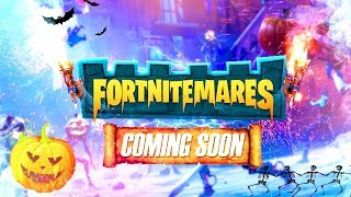 hype fortnitemares coming soon fortnite save the world