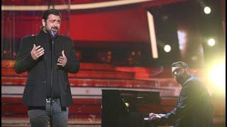 Antonio Orozco canta 'Entre sobras y sobras me faltas' - Tu Cara Me Suena