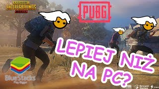 WBW Extra - PUBG na PC, dzięki BlueStacks
