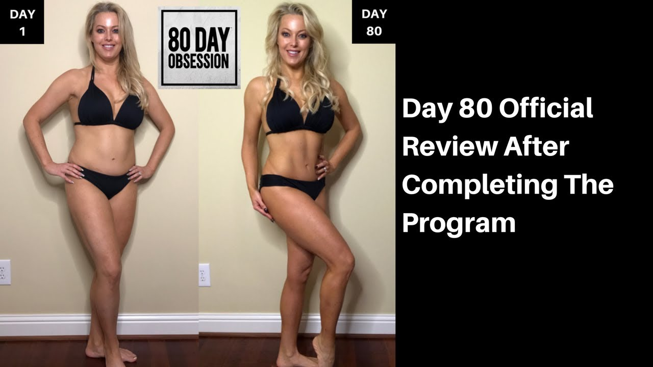 80 Day Obsession day 80! 80 day obsession review