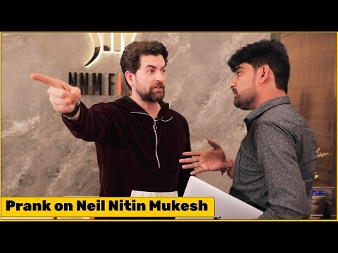 Insulting Prank On Neil Nitin Mukesh - Ft. Bypass Road | The HunGama Films