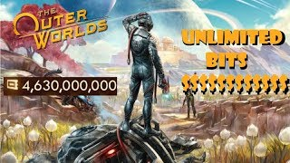 THE OUTER WORLDS - UNLIMITED MONEY/BITS TRADING EXPLOIT | NO GLITCHES OR HACKS (Console Friendly)