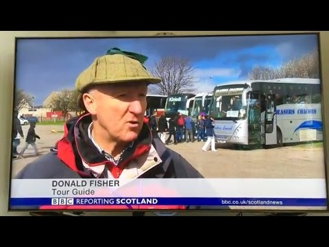 Donald Fisher - The Highland Tour Guide