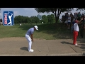 Jason Day's miraculous birdie from the cart path at AT&T Byron Nelson
