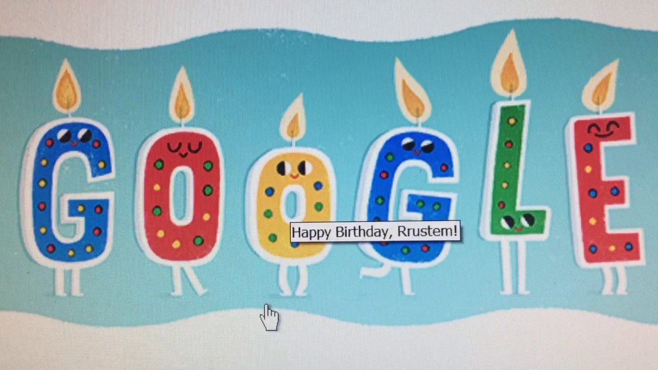 Thank You Google
