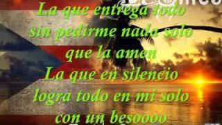 Puerto Rican Power - Solo con un beso (Letra)