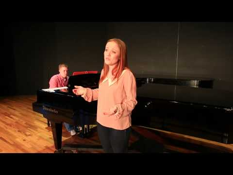 Ali Richards SWOSU Music Scholarship Audition