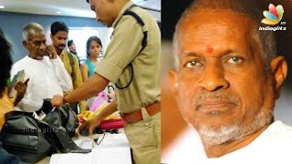 Ilayaraja insulted by Airport Security Officer in Bangalore