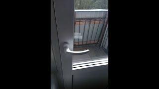 Замена поворотного механизма двери или окна