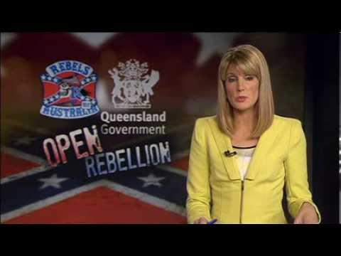 Today Tonight Rebels Talk