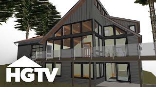 HGTV Dream Home 2018 - Design Preview