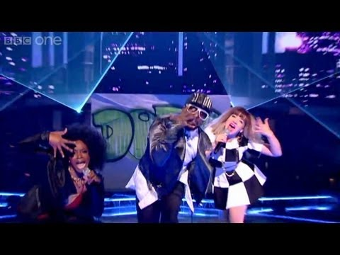 The Voice UK 2013   Team Will sings 'Rapture'- The Live Semi-Finals - BBC One