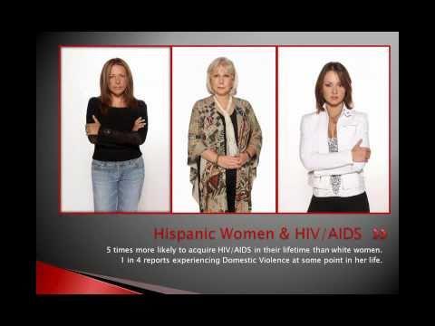 Hispanic Women & HIV/AIDS: The contributing issues
