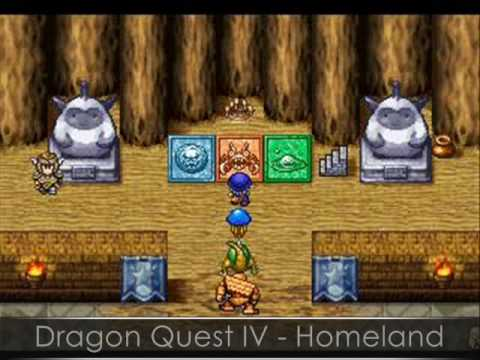 Dragon Quest Monsters 1+2 - Overworld themes