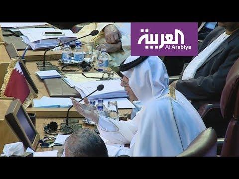 مسؤول قطري يهدد السعودية فجاءه الرد: قدها وقدود