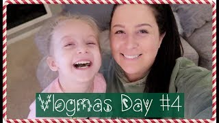 GIGGLE MONSTER!! - Vlogmas Day #4 | Kait Nichole