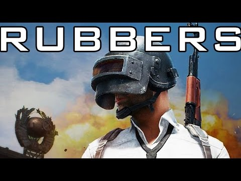 PLAYIN' WITH RUBBER w/ Kootra | PLAYERUNKNOWN'S BATTLEGROUNDS