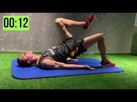 Тренировка ног Legs Workout w Music