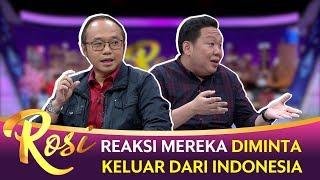 Diminta Keluar Dari Indonesia, Ini Reaksi Yunarto Wijaya & Charles Honoris - ROSI (Bag 2)