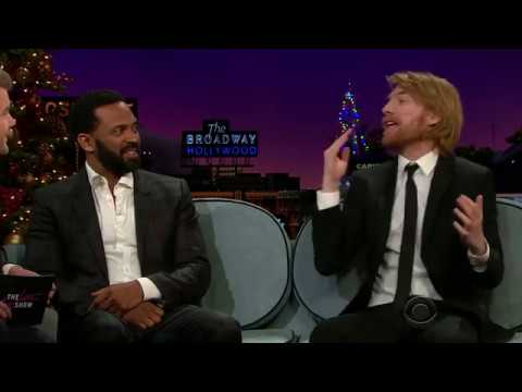 Domhnall Gleeson Funny Moments  Part 1
