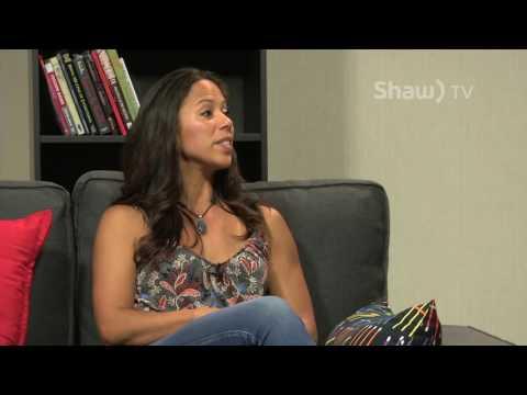Lani Gelera Stuntwoman  on Shaw TV