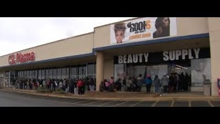 Black Man Opens Beauty Supply Makes $50K In ONE Day