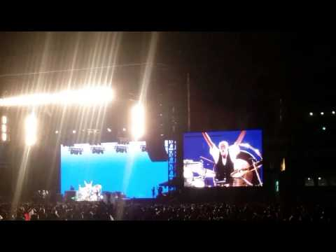 Fleetwood Mac 30 minute encore - Perth Australia 2015