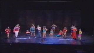 A Chorus Line part 13 of 15 What dya do when you cant dance anymore?