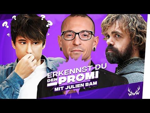 Erkennst DU den Promi? (mit Julien Bam)
