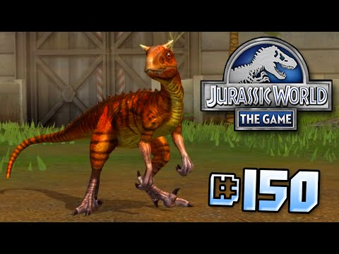 The Red Devil!!    Jurassic World - The Game - Ep 150 HD
