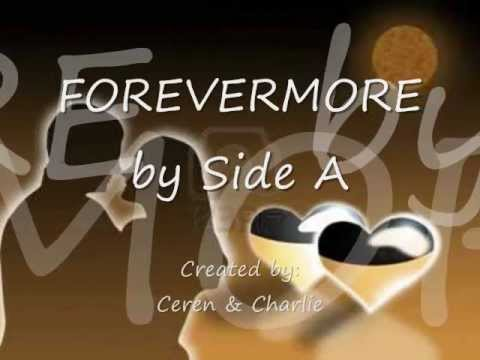 "WEDDING SONG ""FOREVERMORE"" by Side A"