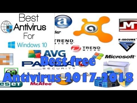 best free antivirus for win 10 2018
