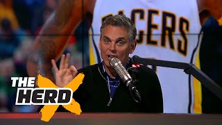 Should the Lakers go all in for Paul George? | THE HERD