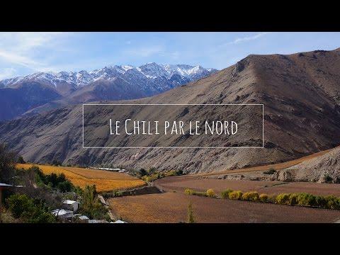 (20) Chili - Le Chili par le nord