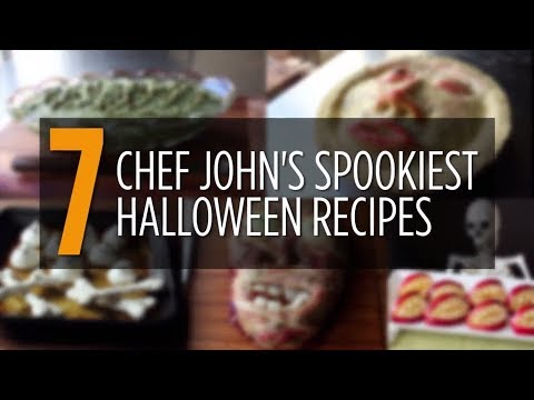 7 Chef John Halloween Recipes | Food Wishes | Allrecipes.com