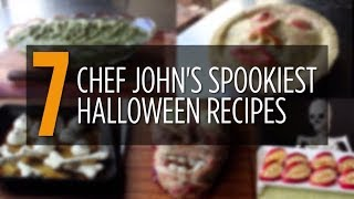 7 Chef John Halloween Recipes Food Wishes Allrecipes Com Youtube